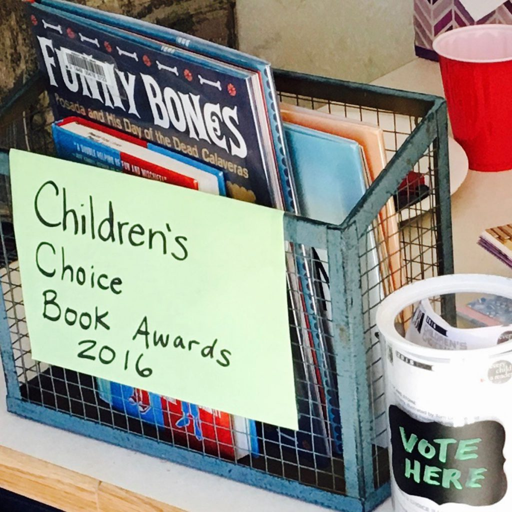 Children's Choice Book Awards1