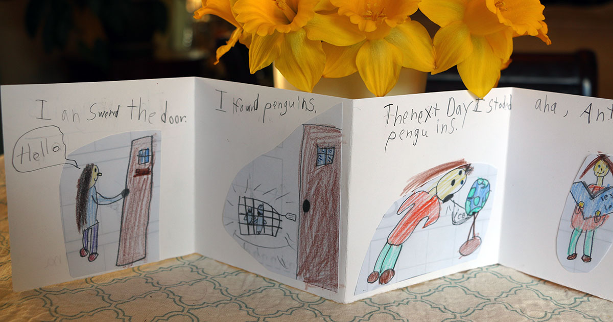 Accordion Book Activity